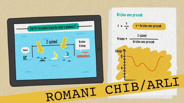 Förstå kunskapskraven - romani chib/arli : Att lösa problem och föra resonemang