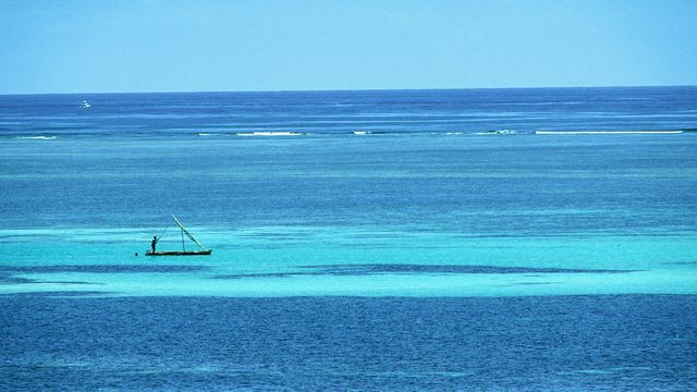 I skuggan av klimatet : Kiribati