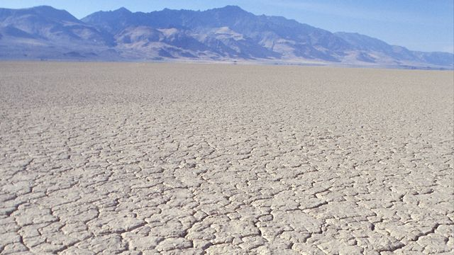I skuggan av klimatet : Kalifornien