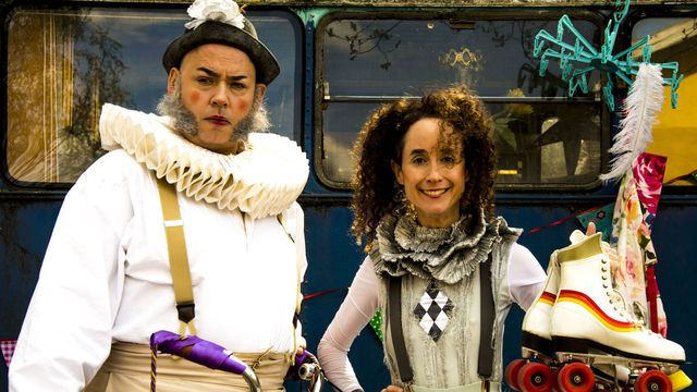 Pick a colour : Move around