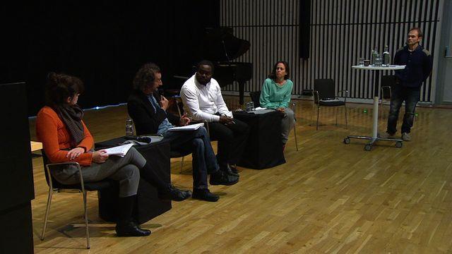 UR Samtiden - Flyktingfrågor och antirasism : Antirasistiskt arbete