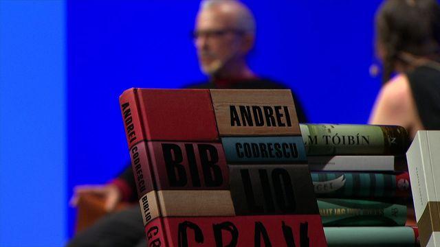 UR Samtiden - Stockholm Literature 2015 : Andrei Codrescu + Martina Lowden