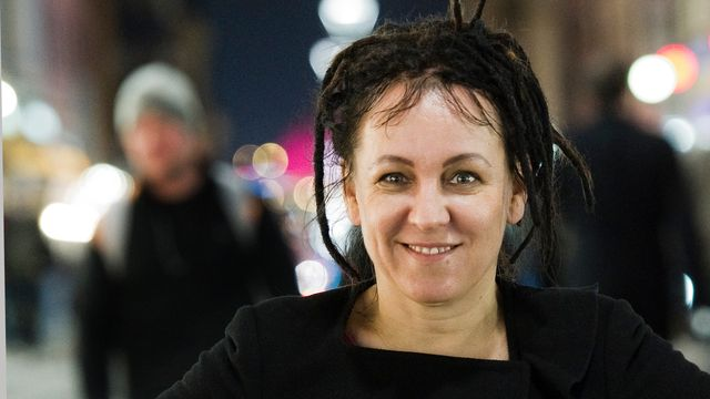 UR Samtiden - Stockholm Literature 2015 : Olga Tokarczuk