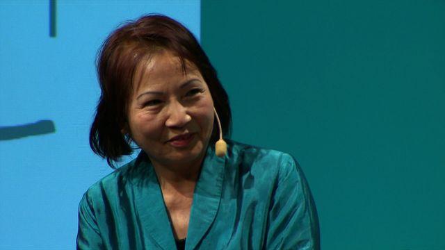 UR Samtiden - Stockholm Literature 2015 : Duong Thu Huong + Ebba Witt Brattström