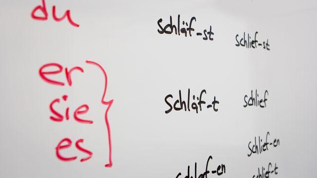 Skolministeriet : Har det blivit omodernt med moderna språk?