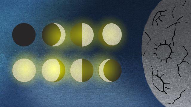 Vem vet vad? : Månen