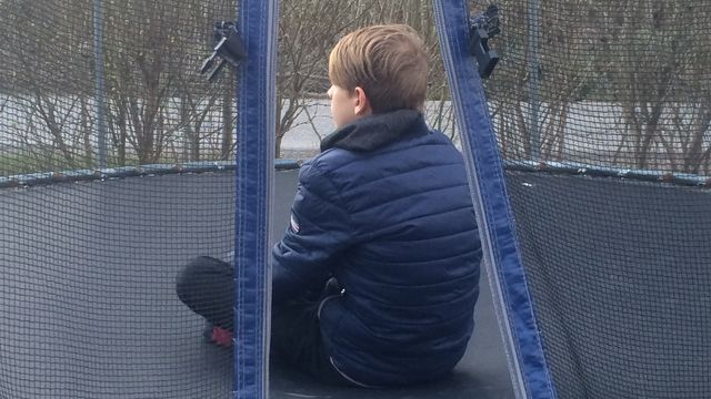 Barnaministeriet dokumentär : Barn med skyddad identitet