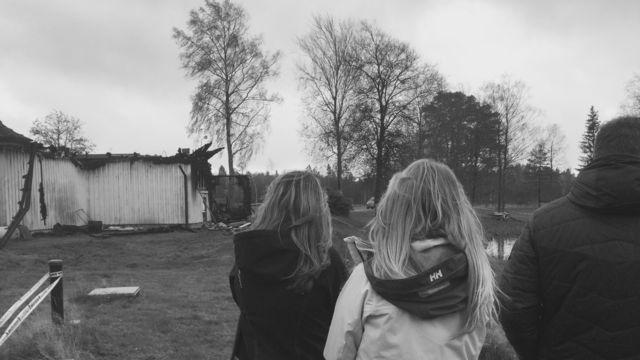 Barnaministeriet dokumentär : Vem vill elda upp mitt hem?