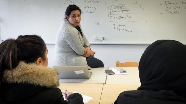 Lärarrummet : Att vara lärare är ett ledarskap