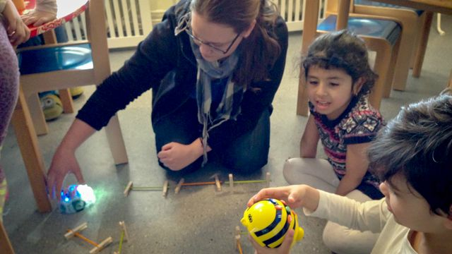 Lärarrummet : Förskollärare och digitalista