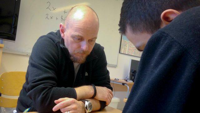Lärarrummet : Först när det finns tillit kan man ställa krav