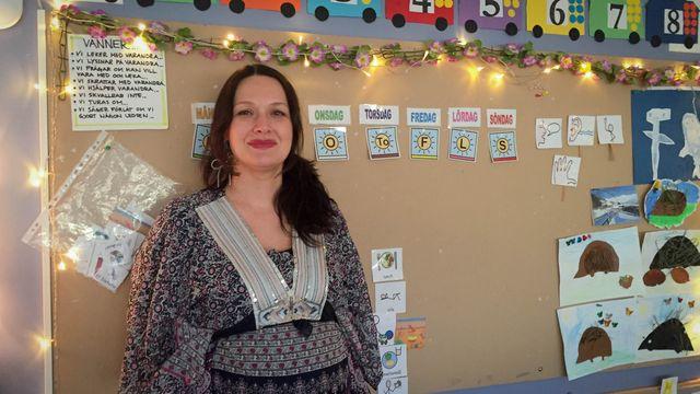 Lärarrummet : Nyanlända barn i förskolan
