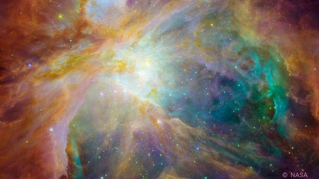 Bildningsbyrån - rymden : Universums alkemister