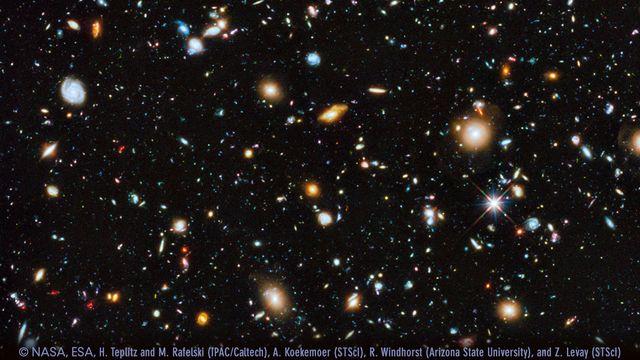 Bildningsbyrån - rymden : Den oändliga stjärnkartan