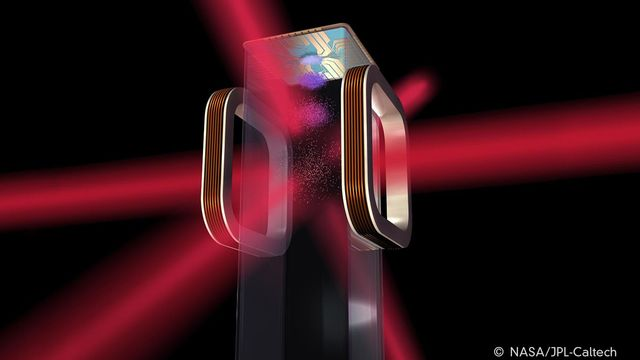 Bildningsbyrån - rymden : Kvantfysikens mysterium