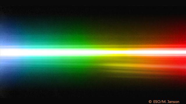 Bildningsbyrån - rymden : Varde ljus!