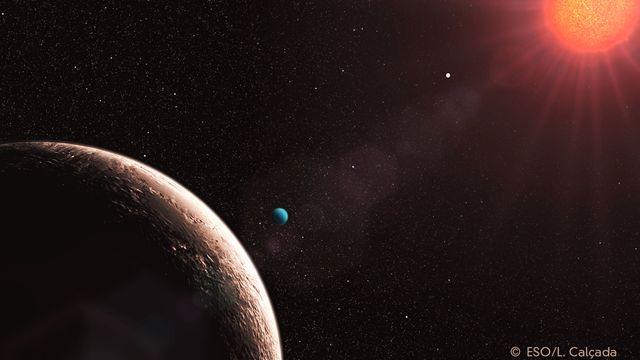 Bildningsbyrån - rymden : Isaac Newton och gravitationen