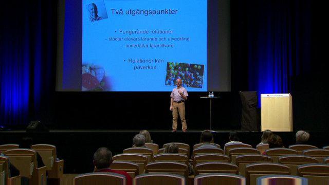 UR Samtiden - Skolforum 2015 : Läraren och relationer