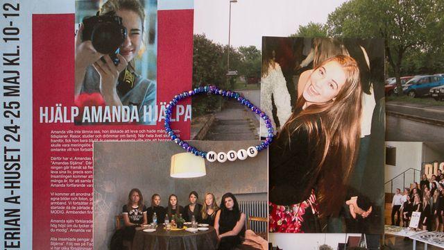 Skolministeriet : När Amanda blev sjuk