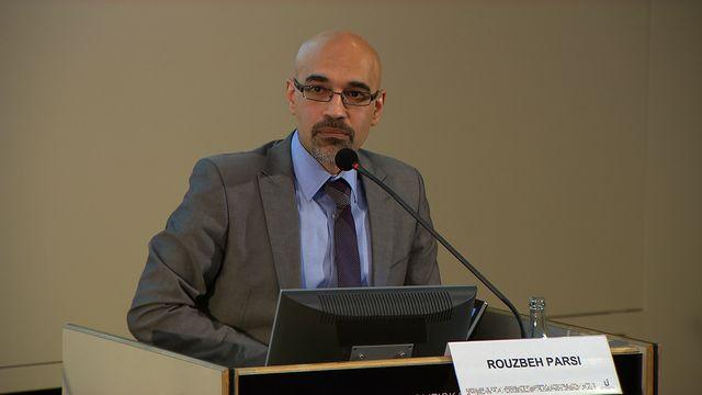 UR Samtiden - Mellanöstern och global politik : Irans kärnfrågor i utrikespolitiken
