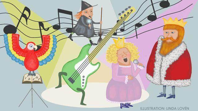 Bråkorkestern : Reggaemusik