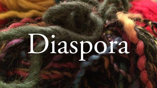 Bildningsbyrån - ordförrådet : Diaspora
