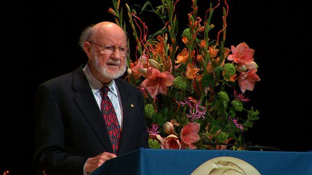 UR Samtiden - Nobelföreläsningar 2015 : William C. Campbell, medicin