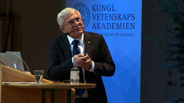 UR Samtiden - Nobelföreläsningar 2015 : Paul Modrich, kemi