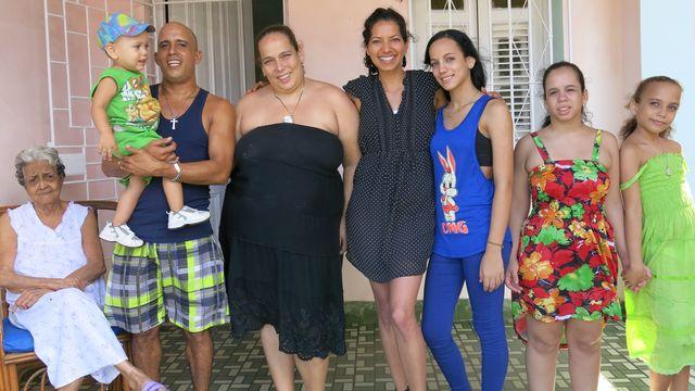 ¡Pregunta ya! : La familia en Cuba