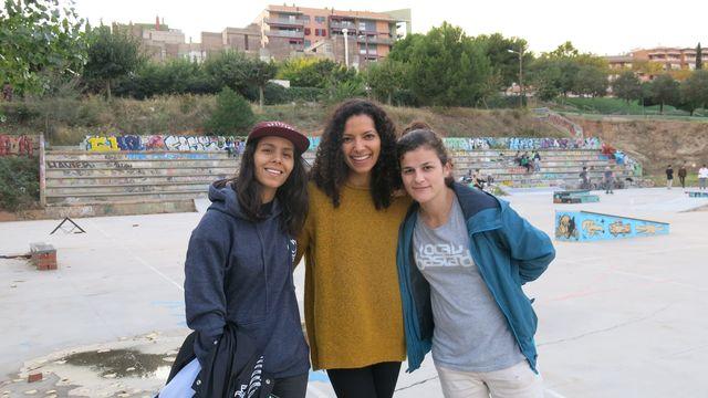 ¡Pregunta ya! : Skate en Barcelona