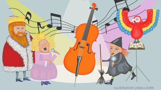 Bråkorkestern : Klassisk musik