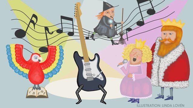 Bråkorkestern : Rockmusik