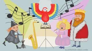 Bråkorkestern: Jazzmusik