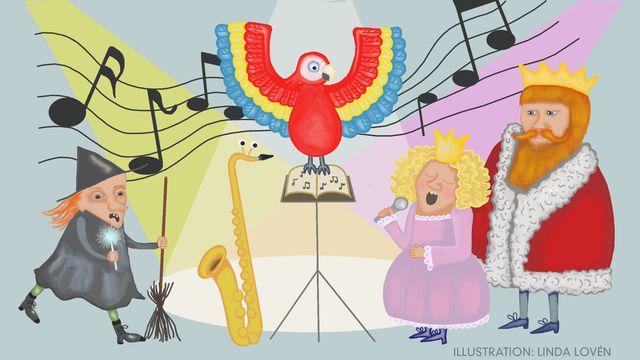 Bråkorkestern : Jazzmusik