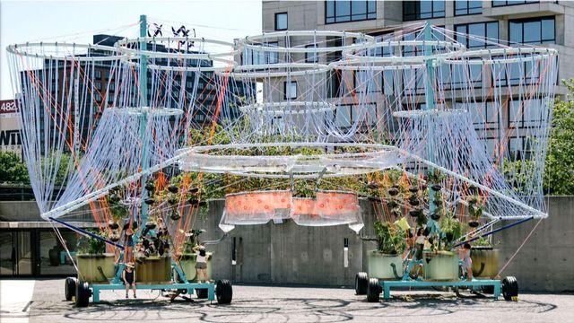 UR Samtiden - Arkitekturgalan 2015 : Mellan konst, arkitektur och samhälle
