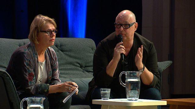 UR Samtiden - Arkitekturgalan 2015 : En ny politik för arkitektur, form och design