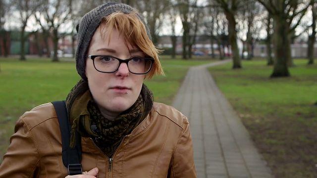 Ditt förakt, min vardag : Groningen, Nederländerna