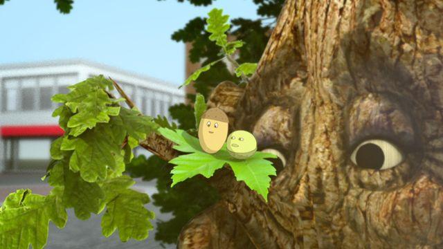 Tripp, Trapp, Träd : Päls och morrhår