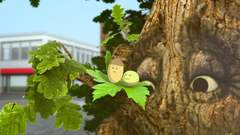 Tripp, Trapp, Träd: Päls och morrhår