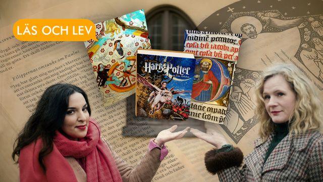 Läs och lev : Bokstavstrogen läsare eller inte?