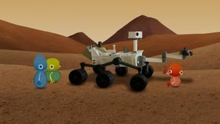 Vims i rymden: Mars