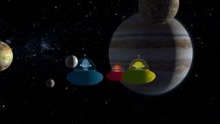 Vims i rymden: Jupiter