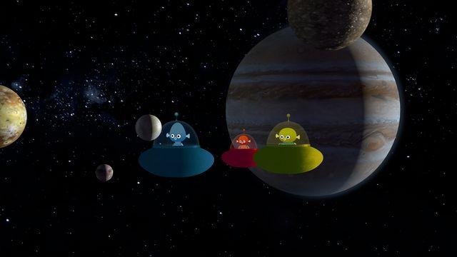 Vims i rymden : Jupiter