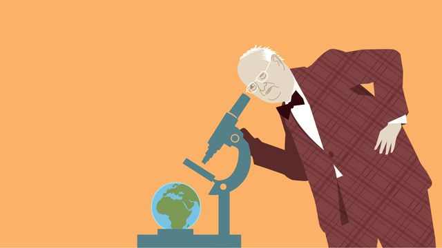 UR Samtiden - Nobel för gymnasister 2015 : Angus Deaton, Nobelpristagare i ekonomi