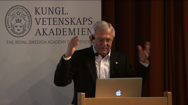 UR Samtiden - Nobel för gymnasister 2015 : Paul Modrich, Nobelpristagare i kemi