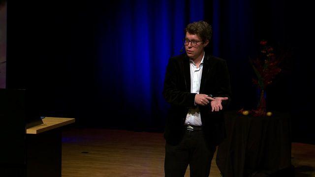 UR Samtiden - Malmöforskare föreläser 2015 : Du har miljontals bakterier i munnen