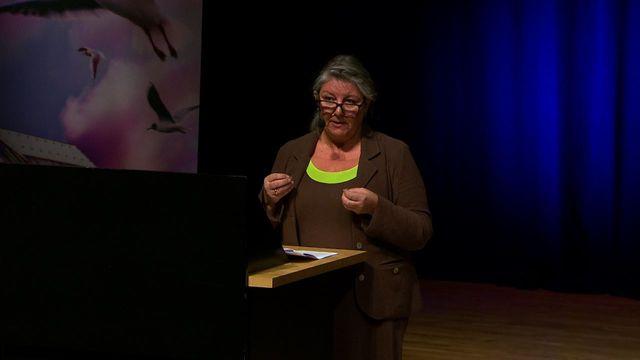 UR Samtiden - Malmöforskare föreläser 2015 : Hur hör man att någon är sjuksköterska?
