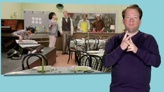 Livet i Mattelandet - teckenspråkstolkat : Jämna tal