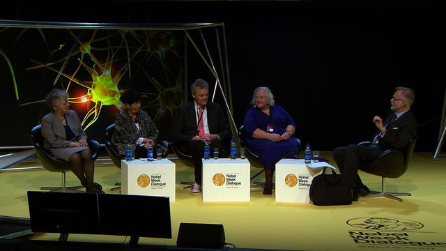 UR Samtiden - Nobel Week Dialogue 2015 : Vad är intelligens?