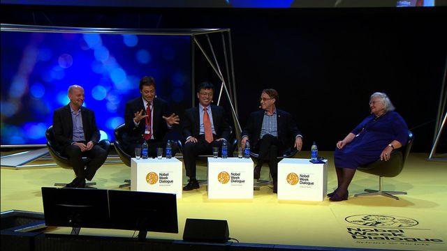 UR Samtiden - Nobel Week Dialogue 2015 : Bör vi frukta singulariteten?